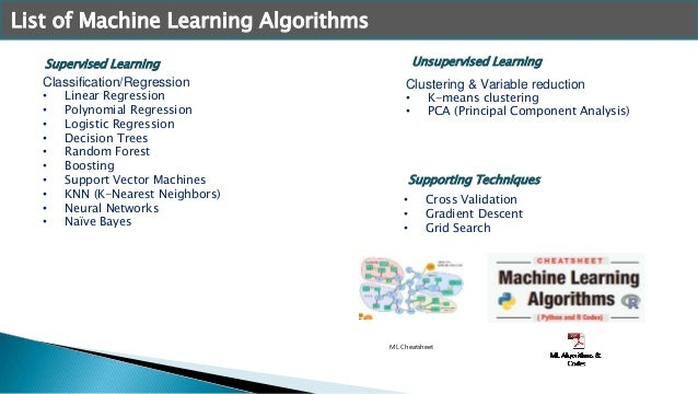 Machine learning with scikitlearn