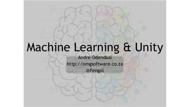 Machine Learning & Unity