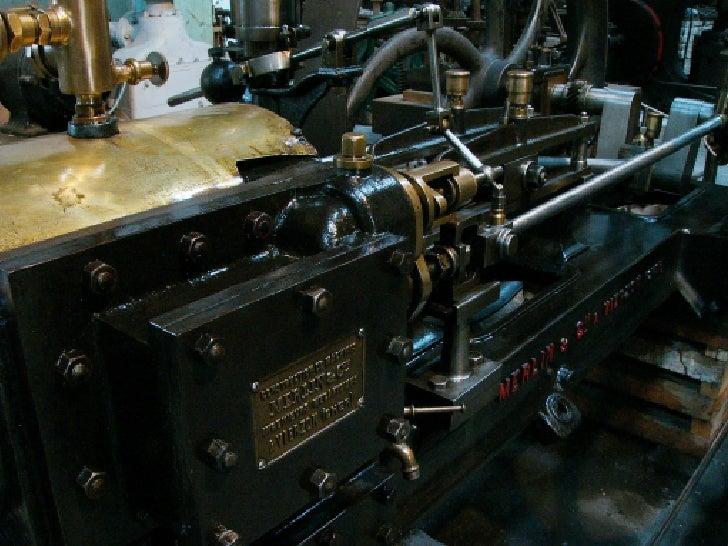 Machine à vapeur Merlin & Cie