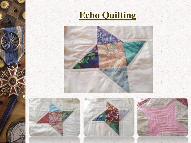 patterns for machine quilting