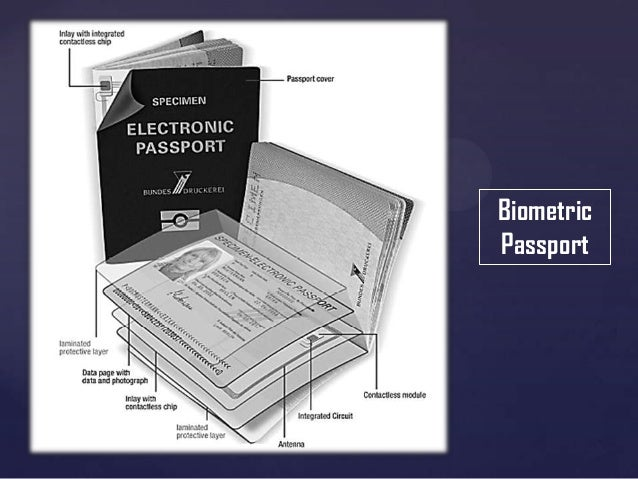 Machine Readable Travel Documents (MRTD) - Biometric Passport