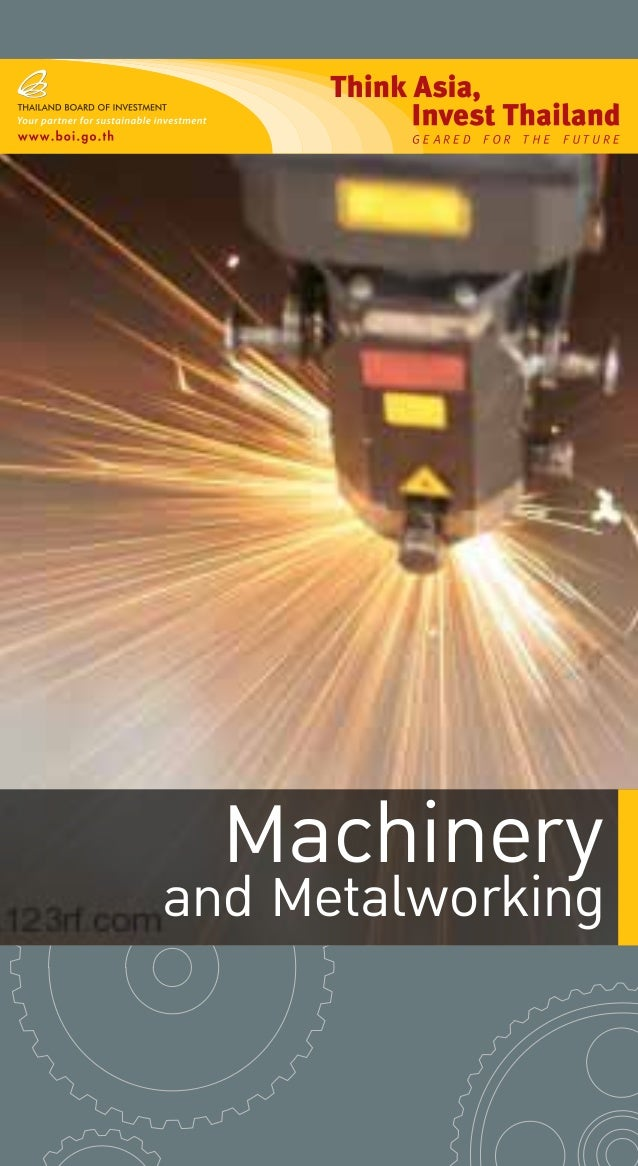 Machinery and Metalworking