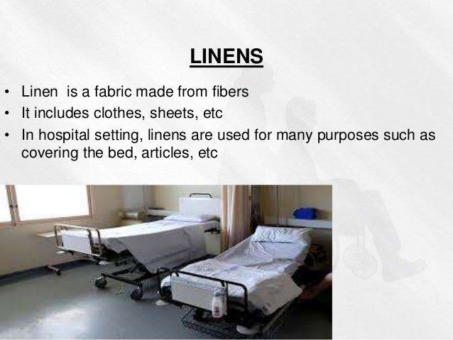 Machinery Equipments And Linen Gihs