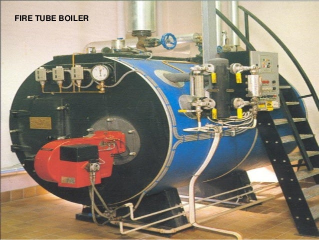 Fire Tube Boiler ~ Machinery safety inspection