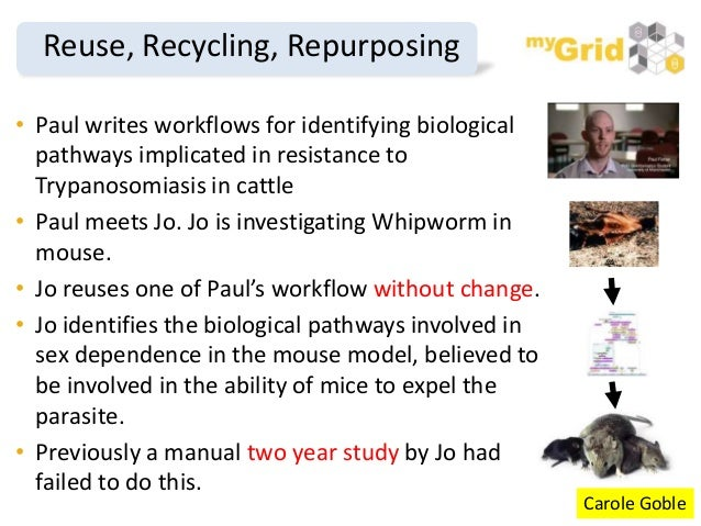• Paul writes workflows for identifying biological pathways implicated in resistance to Trypanosomiasis in cattle • Paul m...