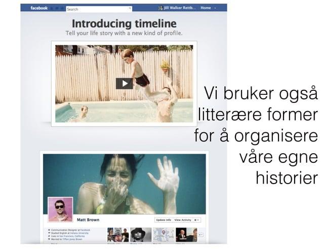 Johanna Drucker on subjective visualisations.