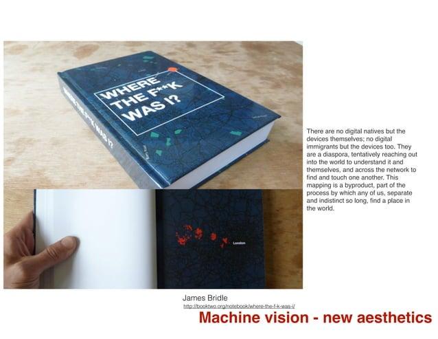 Machine vision   aarhus intimate surveillance workshop jan 7 2015