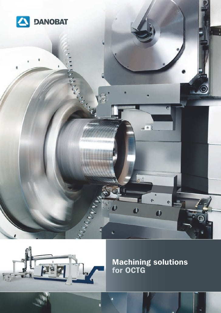 Machining solutions for OCTG