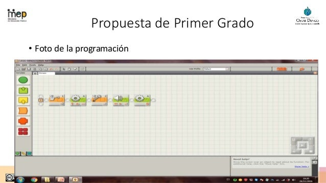 Machote de programación Slide 3