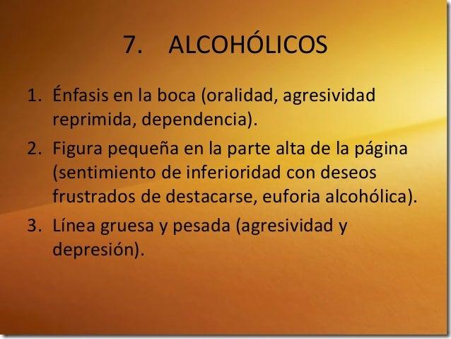 El pinchazo en la vena la codificación del alcoholismo