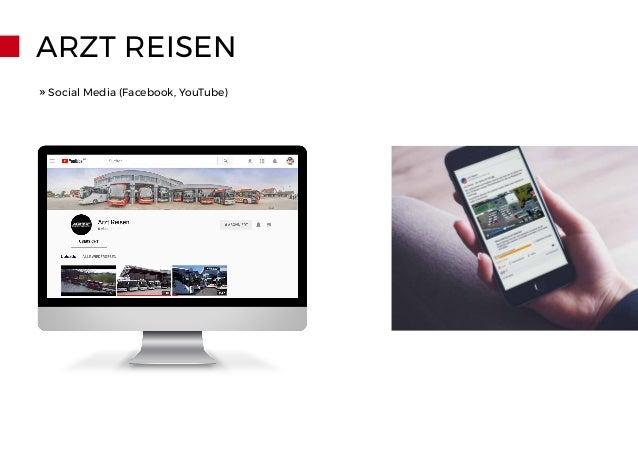 ARZT REISEN » Social Media (Facebook, YouTube)