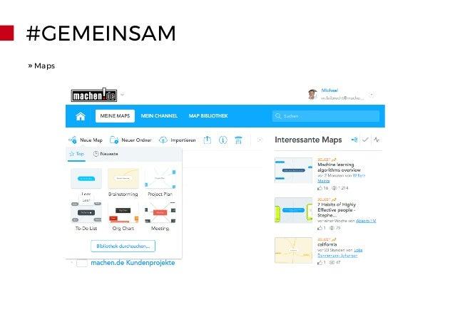 #GEMEINSAM » Maps