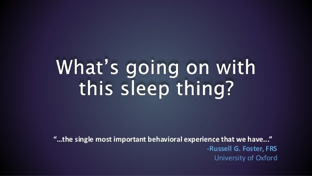 Jim Mcingvale On The Importance Of Sleep