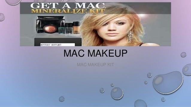 MAC MAKEUP MAC MAKEUP KIT