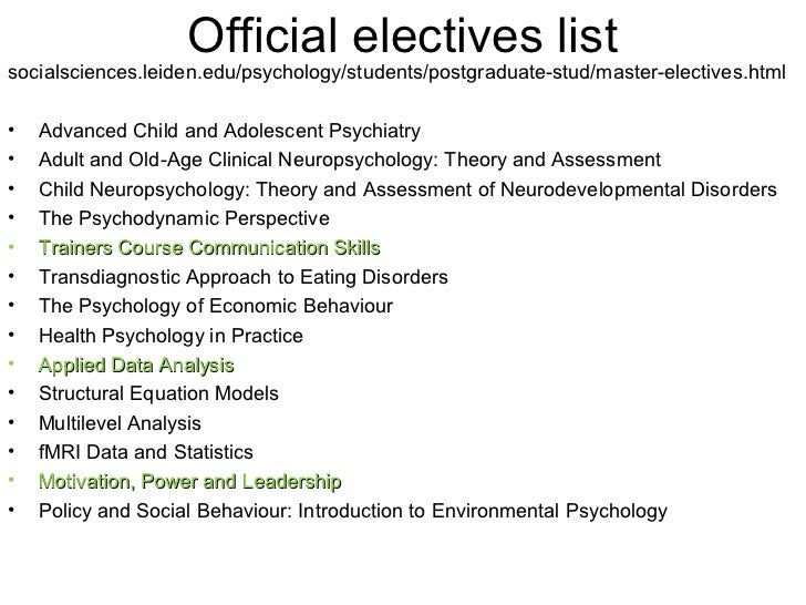 Environmental psychology article analysis