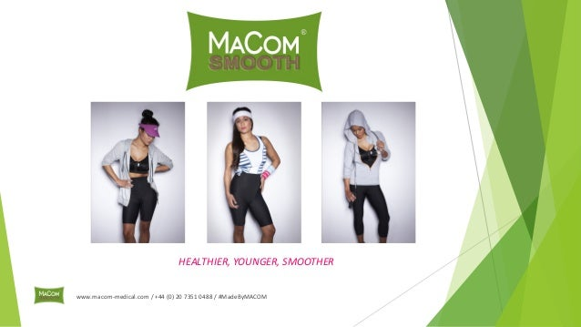 MACOM Smooth Research
