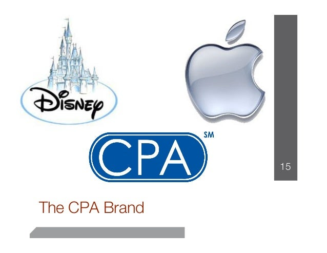 The                  15 The CPA Brand