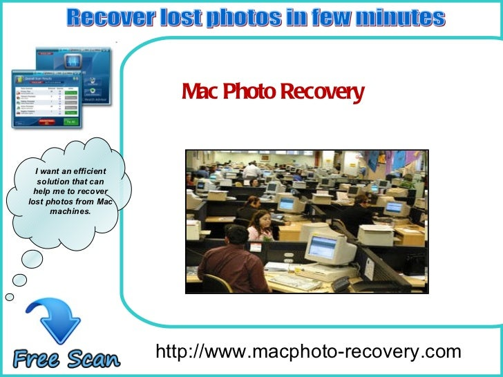 How To Remove http://www.macphoto-recovery.com I want an efficient solution that can help me to recover lost photos from M...