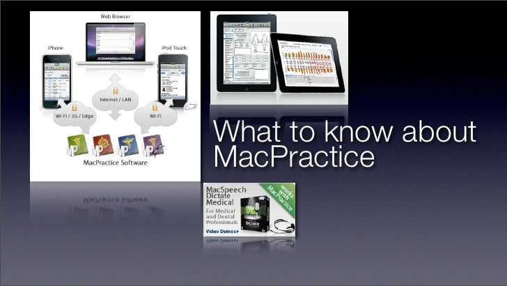 What to know about MacPractice