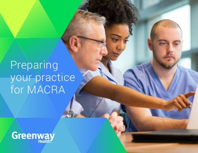 OTHERVISUALELEMENTS Preparing your practice for MACRA
