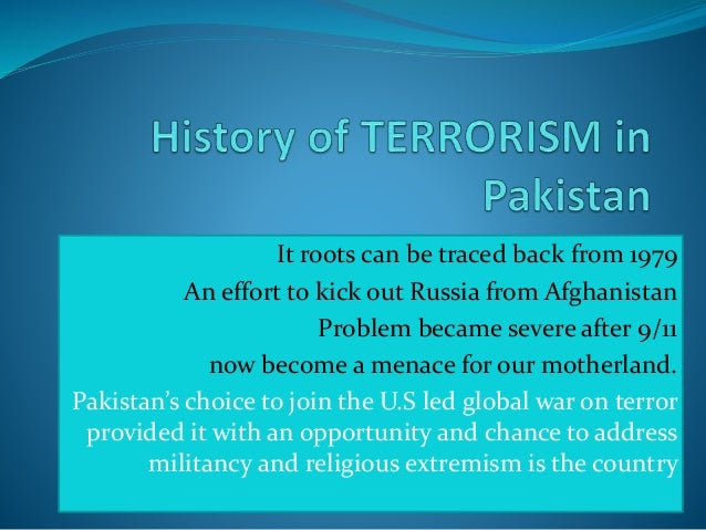 effect of terrorism on pakistans economy essay Free essay: economic cost of terrorism: a case study of pakistan arshad ali the world is currently confronting terrorism in different manifestations after.