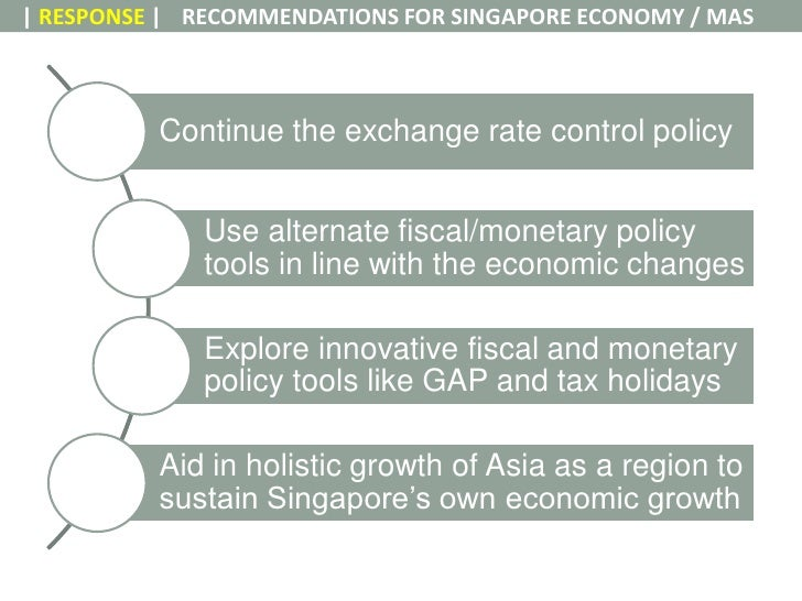 an analysis of macroeconomic in singapore essay Economic survey of singapore first quarter 2003 51 feature  article  in creative industries deeper analysis of specific creative industries.