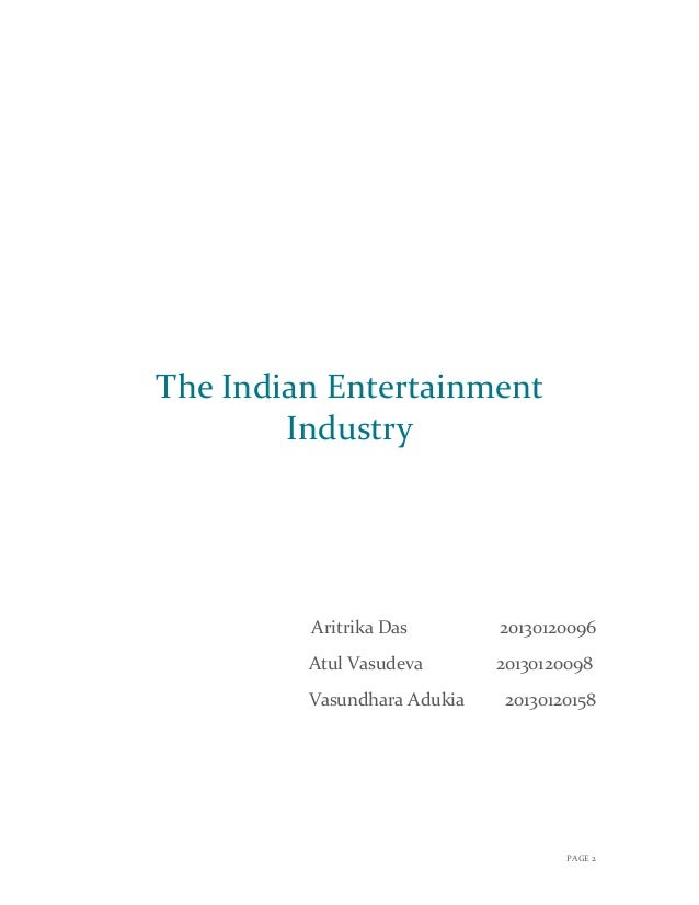 an analysis of the entertainment The media and entertainment outlook highlights industry trends and makes  predictions on future digital developments that may drive growth for the media  and.