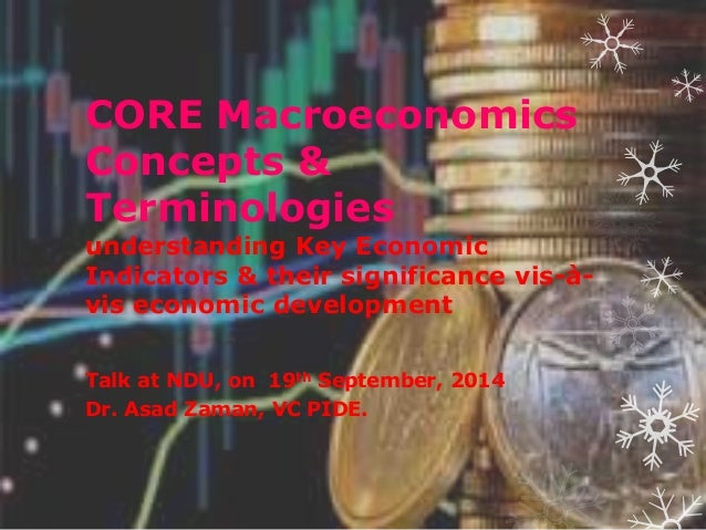 concepts and problems in macroeconomics