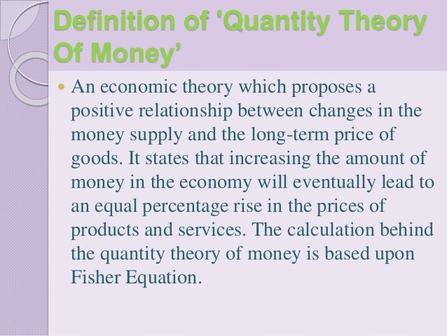 relationship between money supply and stock price economics essay N economist who is studying the relationship between the money supply, interest rates, and the rate of inflation is engaged in a microeconomic research.