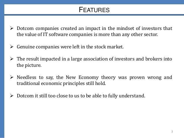 features of economics