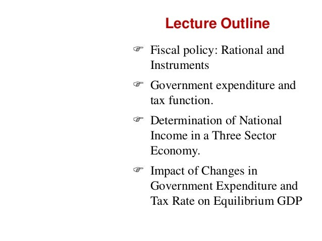 IMPACT OF GOVERNMENT EXPENDITURE ON ECONOMIC GROWTH IN NIGERIA CHAPTER ONE