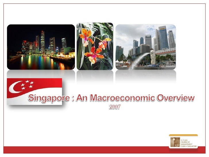 analysis macroeconomic singapore