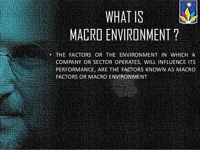 macro environmental factors inc amul There are many factors in the macro-environment that will affect the decisions of the managers of any organization tax changes, new laws, trade barriers, .