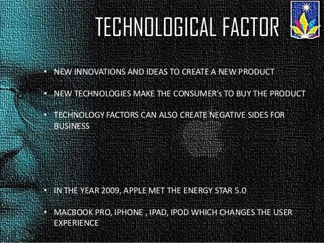 demographic factors affecting apple Dell vs apple sar report search this site sar i depest analysis of macro environment major economic factors affecting the industry  the current demographic .