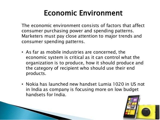 Business Environment Essay