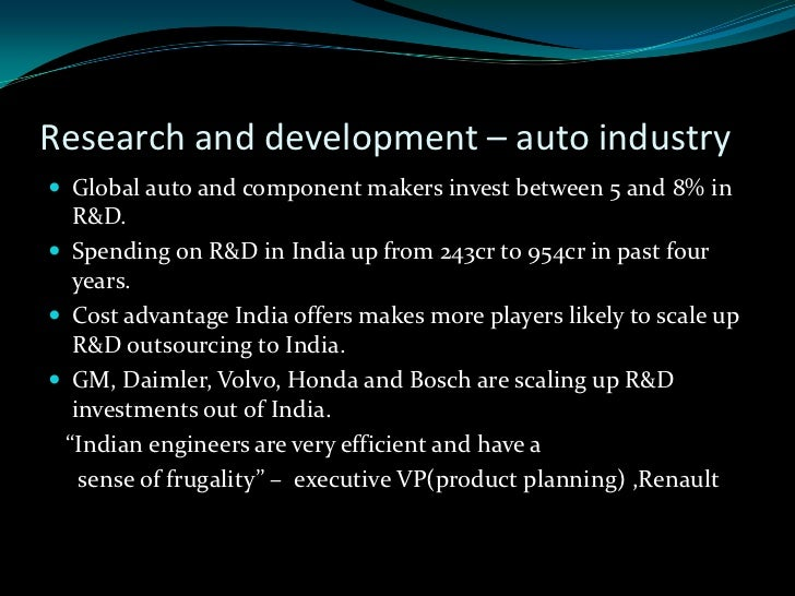 macroeconomic factors affecting auto industry Analysis of various macro environmental factors affecting indian automobile industry.