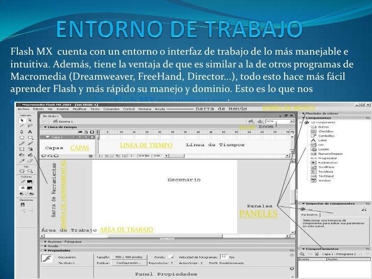 Macromedia flash 8 Slide 2