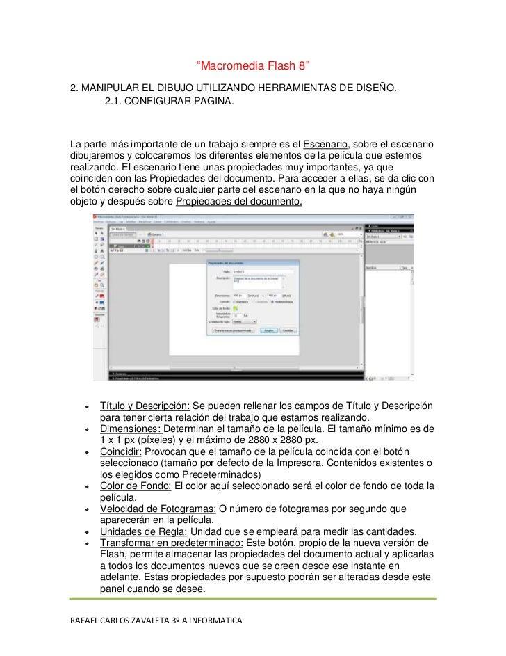 macromedia flash 8 unidad 2 manual macromedia flash 8 manual macromedia flash 8