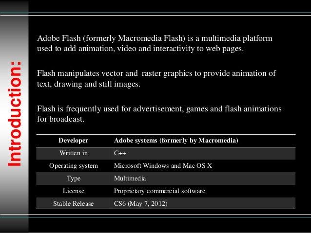 Macromedia flash presentation2