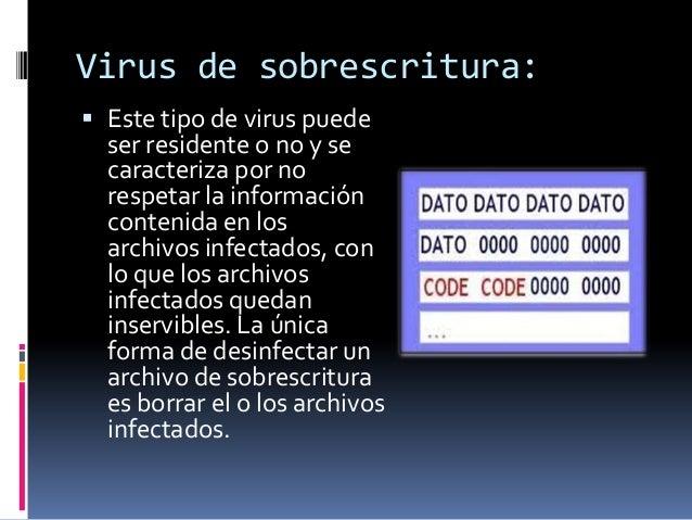 Virus de macro: Los virus de macro son  un nuevo tipo de virus  surgido con la versión  6.0 de Microsoft Word y  con la 5...