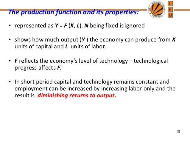 macro economics presentation Macro economics 1 macroeconomics is the study of the large economy as  a whole  the field of macroeconomics was born during the great depression.