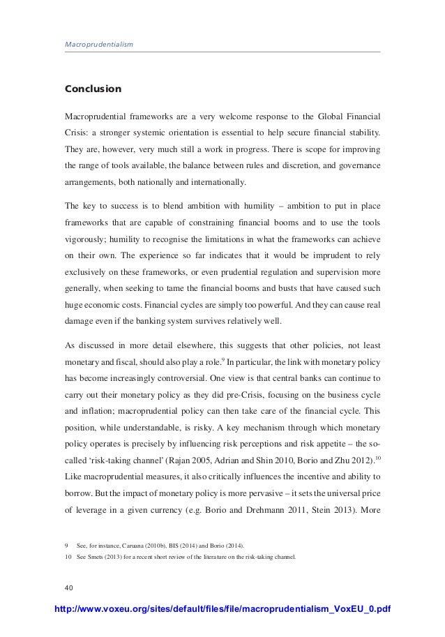 Macroprudentialism vox eu ebook december 2014 53 fandeluxe Gallery