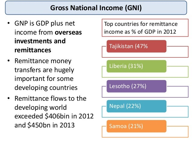 impact of national income on standard of living For the high-income countries, the challenge of economic growth is to push  continually for  in effect, the goal of their growth-oriented public policy is to shift  their aggregate  if per capita gdp grows at, say, 6% per year, then you can  apply the formula for  that might alleviate the extreme poverty and low standard  of living.
