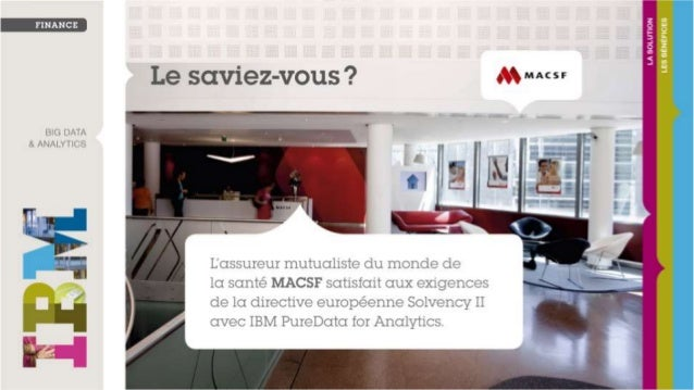 MACSF fait évoluer sa production informatique pour mieux  piloter les opérations et répondre aux éxigences Solency