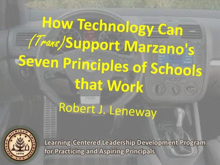 Learning-Centered Leadership Development Programfor Practicing and Aspiring Principals