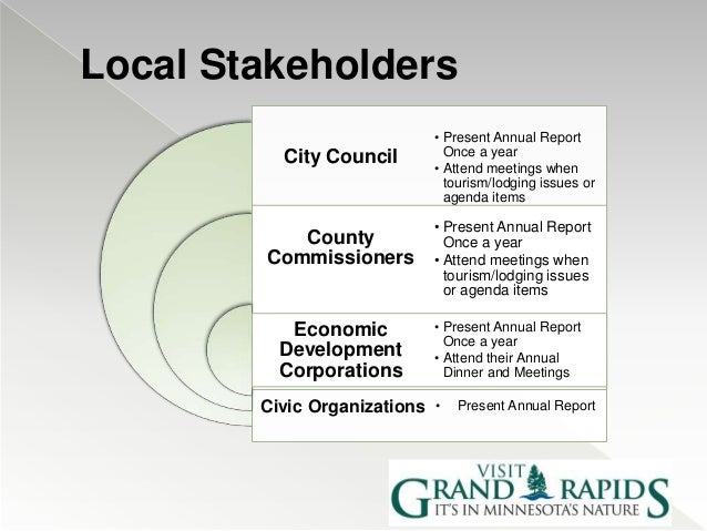 MACVB Education Summit - Stakeholder Relations Slide 2