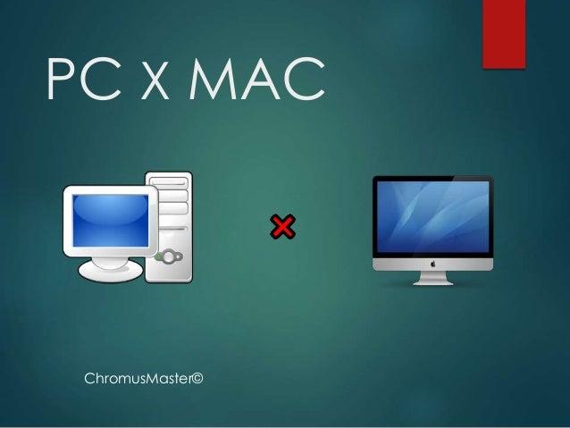 PC X MAC ChromusMaster©