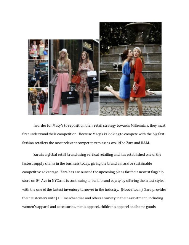 case study macys Every season since 2010, everywhere agency has worked to promote and socially amplify events and campaigns for macy's special events group learn how we executed social marketing via our network of influencers to ensure each event and campaign achieves maximum exposure.