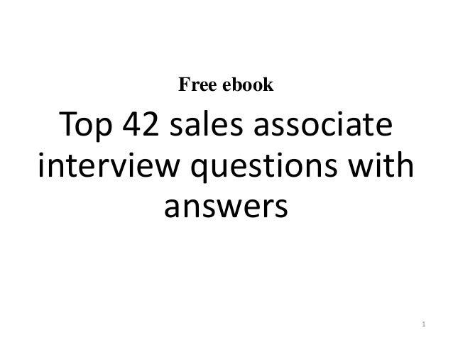 Shoe Shop Interview Questions