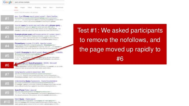 At the time I sent this tweet, the page had been live and indexed for just under 9 days